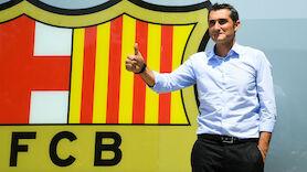 Das hat Valverde bei Barca vor