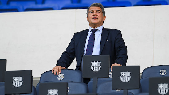Barca-Boss Laporta von Koeman-PK überrascht