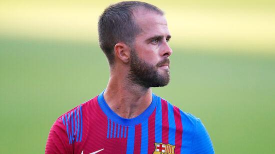 Nächster Star-Abgang beim FC Barcelona?