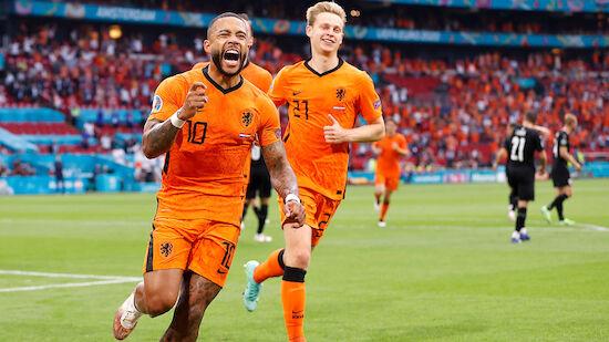 Offiziell! Barca verpflichtet Oranje-Star Depay