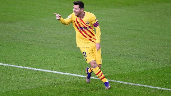 Lionel Messi: Alles klar mit Barca