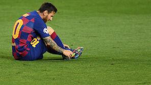 Das Messi-Beben und seine Folgen