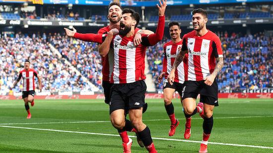 Athletic Bilbao weiter im Aufwind