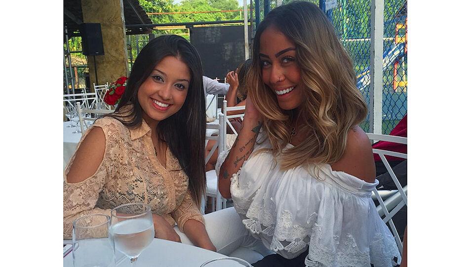 Die heißen Fotos von Neymars Schwester