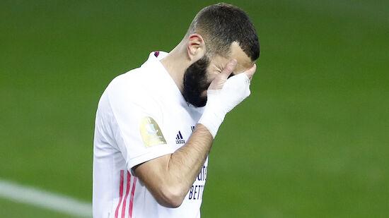 Real Madrid in Supercopa ausgeschieden