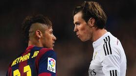 Real will Bale für Neymar eintauschen