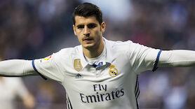 Fix! Morata verlässt Real Madrid
