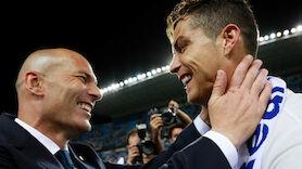 Zidane kämpft um Verbleib von Ronaldo