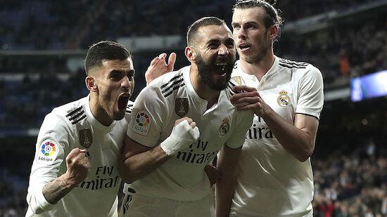 Real Madrid steht vor Abschluss eines Mega-Deal