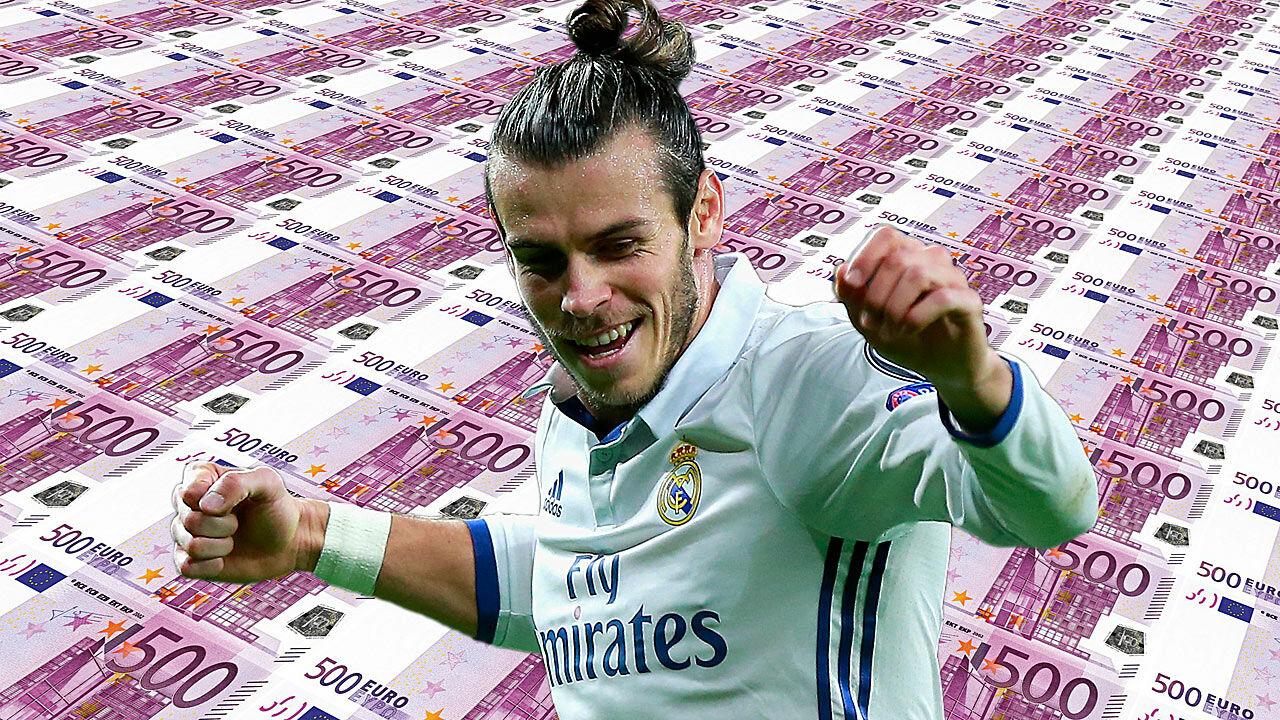Bestbezahlte Fußballer