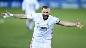 Real Madrid siegt ohne Zidane klar bei Alaves