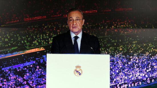 Perez als Präsident von Real Madrid bestätigt