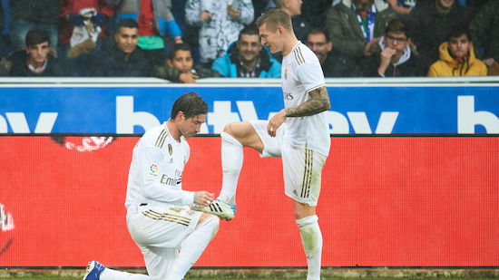 Kroos huldigt Ramos nach Real-Abschied