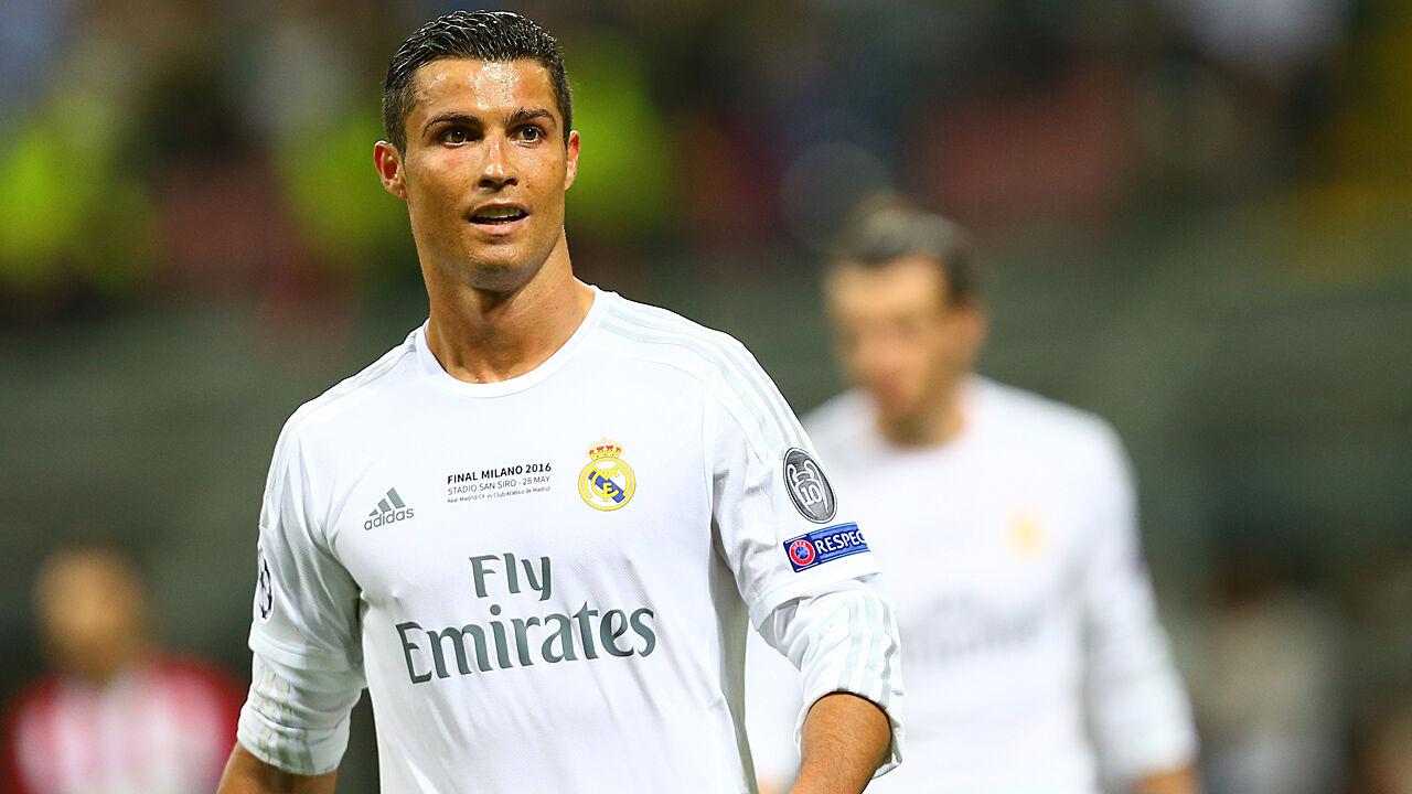 Schlafrhythmus Als Erfolgsrezept Von Cristiano Ronaldo Laola1at