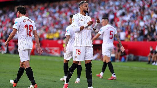 Sevilla-Heimsieg gegen Espanyol
