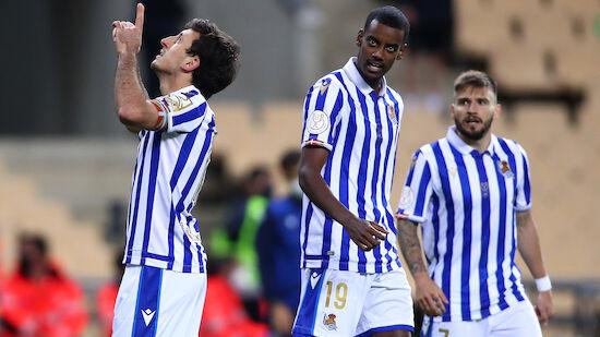 Real Sociedad gewinnt Copa del Rey 2019/20
