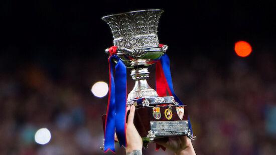 Spanische Supercopa künftig ein Mini-Turnier