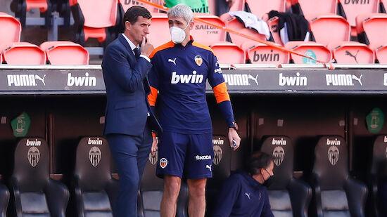 Nächster Trainerwechsel in La Liga