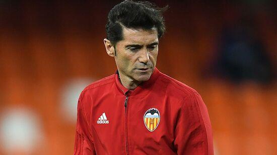 Valencia wirft Erfolgs-Coach Marcelino raus