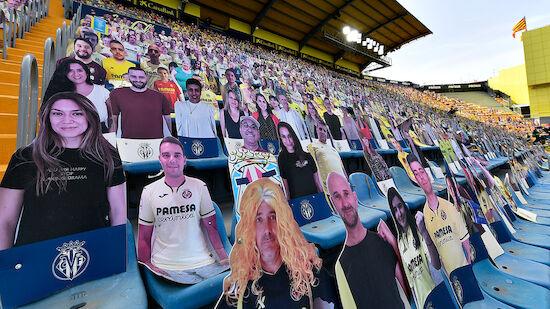 La-Liga-Endspurt wieder mit Fans