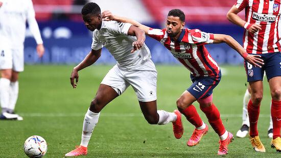 Atletico holt Pflichtsieg gegen Nachzügler Huesca