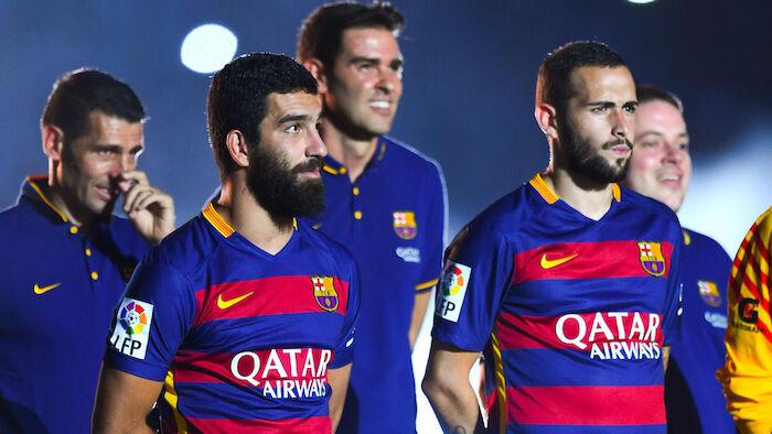 Barcelona Neuzugänge