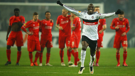 Demba Ba beendet aktive Karriere