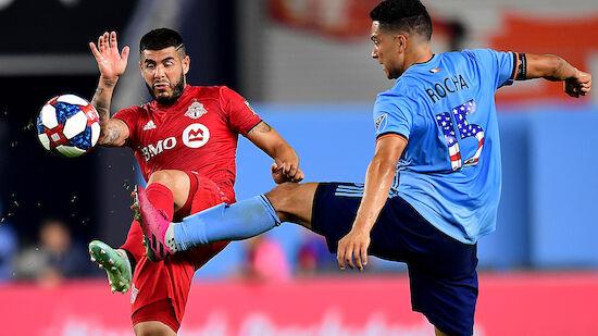 MLS-Playoffs Seattle und Toronto in den Finals