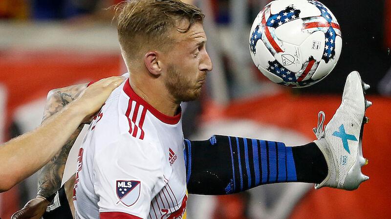 MLS: Royer sieht bei 3:0-Sieg der Bulls Rot