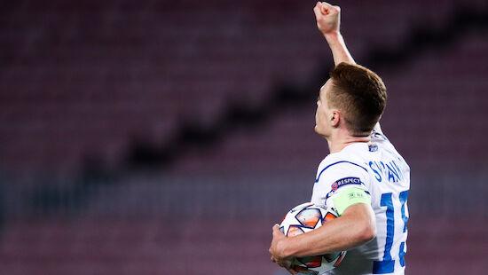Dynamo Kiew ist vorzeitig ukrainischer Meister