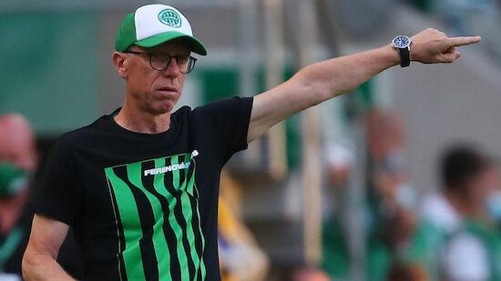 Stögers Ferencvaros darf noch auf CL hoffen