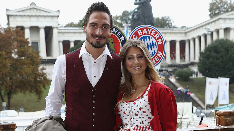 Bayern am Oktoberfest 2016 Diashow