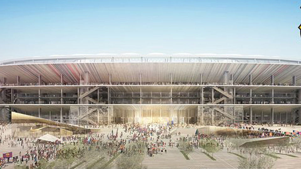 Camp Nou: Die Umbau-Pläne