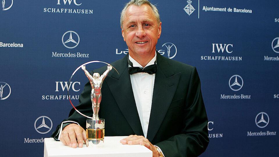 Johan Cruyff - Bilder einer Legende