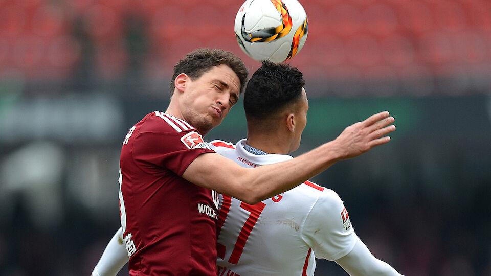Angriff der 23. Legionäre in der 2. dt. Bundesliga