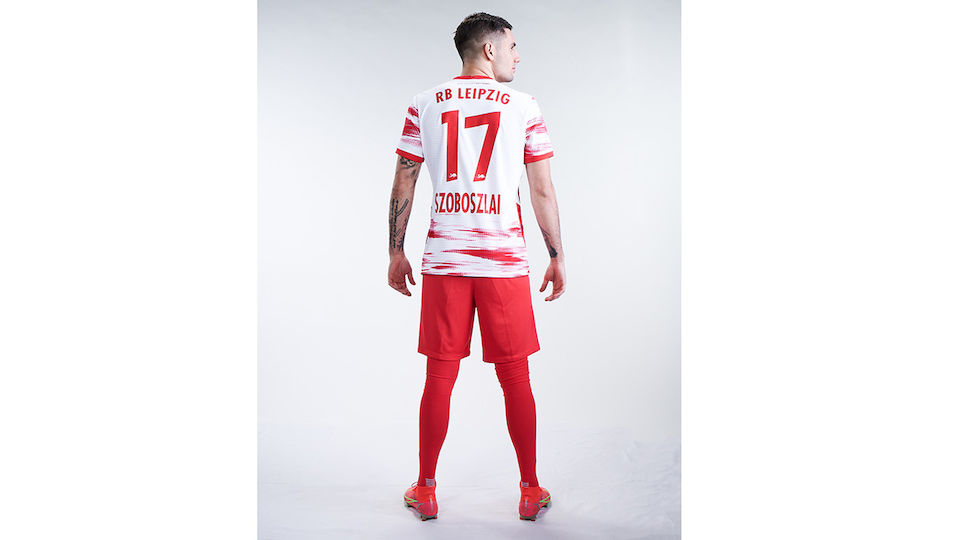 RB Leipzigs neues Trikot in Bildern