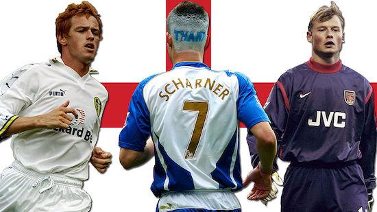 Alle ÖFB-Kicker, die in England ihr Glück suchten
