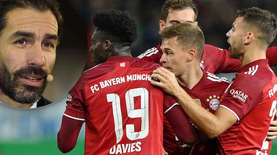 Pires schwärmt über Bayern: