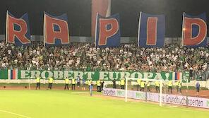 Austria-Fans provozieren Rapid