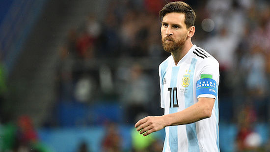 Argentinien patzt in WM-Quali, Sieg für Brasilien