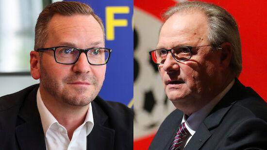 Zweikampf um ÖFB-Präsidentschaft?
