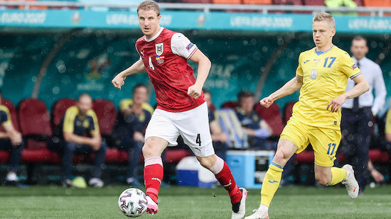 ÖFB war schnellstes Team der EURO 2020