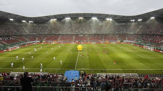 ÖFB-Team zum WM-Quali-Abschluss in Klagenfurt