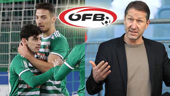 Überraschungen in Franco Fodas ÖFB-Großkader