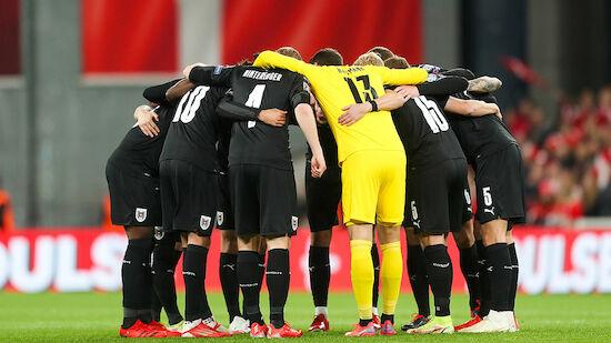 Die Playoff-Situation des ÖFB-Teams im Überblick