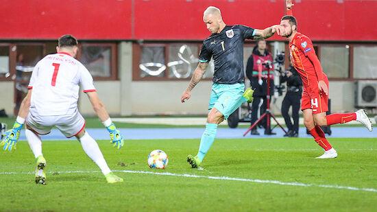 Nordmazedonien-Goalie glaubt an Überraschung