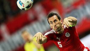 Fuchs beendet ÖFB-Karriere