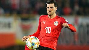 Florian Grillitsch pocht auf neue Chance