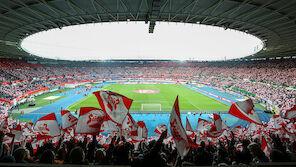 ÖFB: Die Fakten zum Nationalstadion