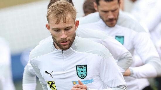 Konrad Laimer ist zurück:
